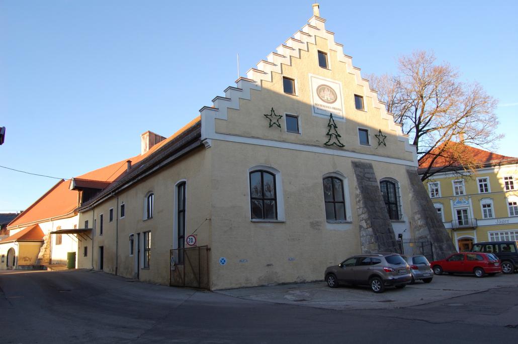 Brauerei in Haag in OB