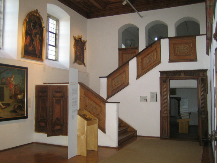 Barockraum Burghausen